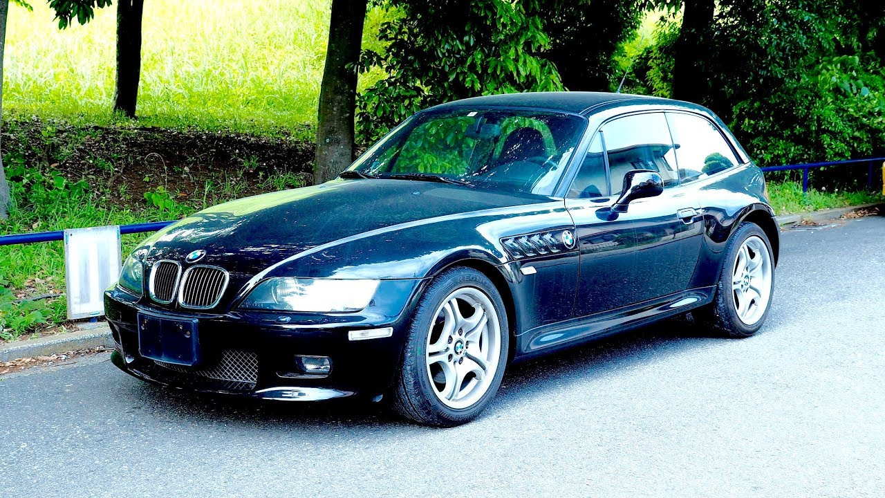 2002 BMW Z3 Coupe 3.0 (German Import) Japan Auction Purchase Review – Damaged Vehicles For Sale