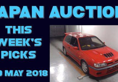 Japan Weekly Auction Picks 067 – 09 May 18
